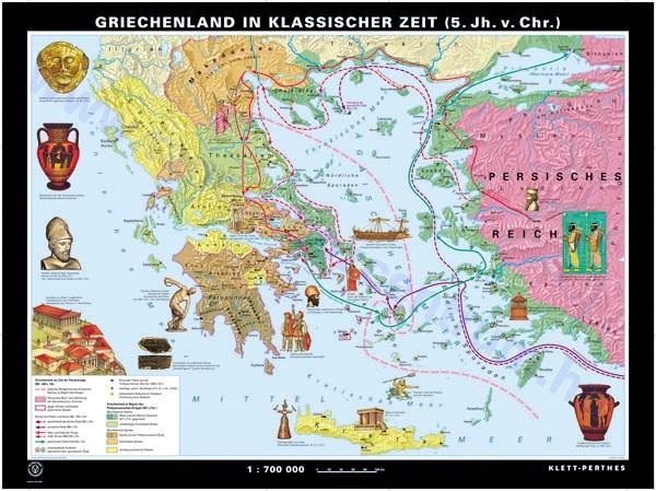ókori görögország térkép Világtörténelmi térképek, Ókori Görögország térkép, Római  ókori görögország térkép