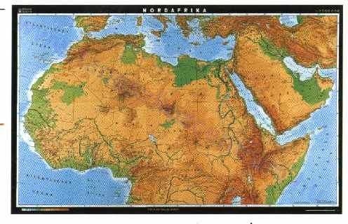 afrika domborzati térkép Európa térképe, Észak Amerika térképe, Dél Amerika térképe, Afrika  afrika domborzati térkép